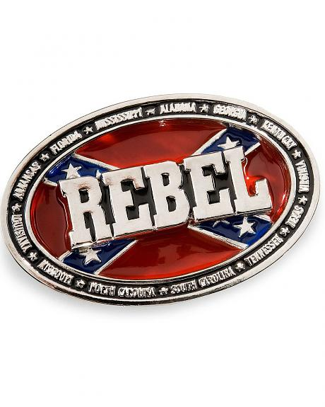 Rebel Belt Buckle