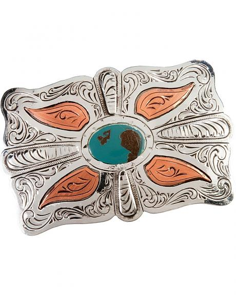 Stetson Craftsman's Alliance Limited Edition Shane Hendren Stetson Buckle