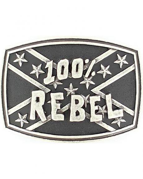 Nocona 100% Rebel Buckle