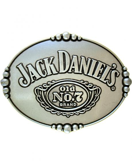 Jack Daniel's Old No. 7 Scroll Trim Buckle