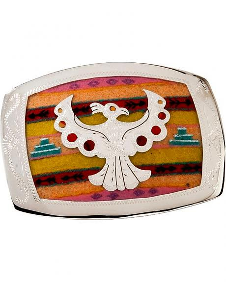 Thunder Spirit Belt Buckle