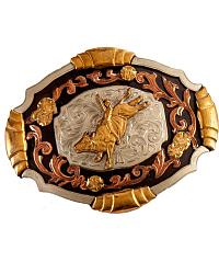 StetsonTri-Tone Bronc Buckle at Sheplers