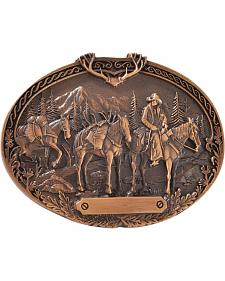 Montana Silversmiths Hunting Buckle