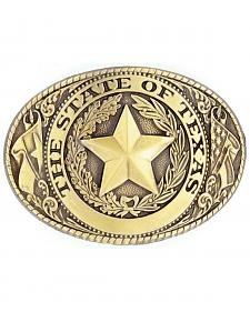 Texas Seal Buckle