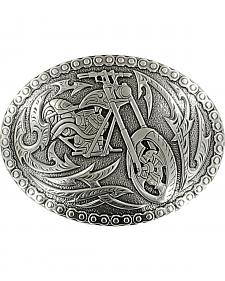 Crumrine Vintage Men's Chopper Belt Buckle