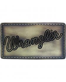 Wrangler Licensed Patch Attitude Buckle