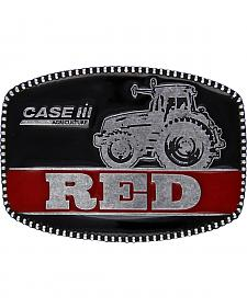Case IH Red Attitude Belt Buckle
