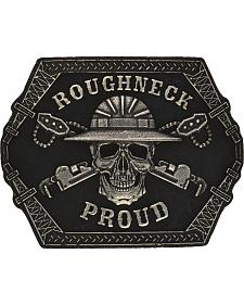 Montana Silversmiths Roughneck Proud Attitude Buckle