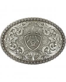 Ariat Oval Filigree Buckle