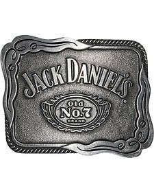 Jack Daniel's Men's Old No. 7 Belt Buckle