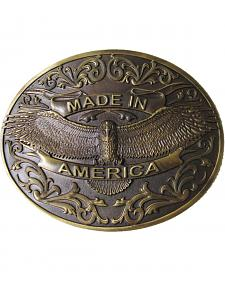 AndWest Men's Made in America Belt Buckle