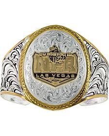 Montana Silversmiths 2015 WNFR Cameo Bracelet