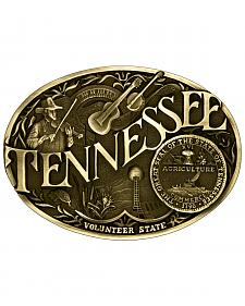 Montana Silversmiths Tennessee State Heritage Attitude Belt Buckle