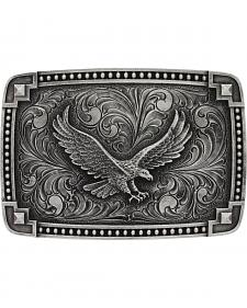 Montana Silversmiths Tied at the Corner Soaring Eagle Buckle