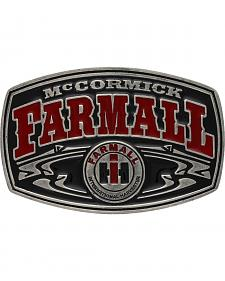 Montana Silversmiths Men's Case IH McCormick Farmall Buckle