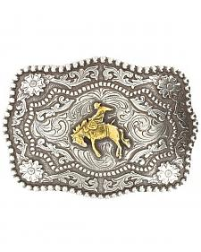 Cody James Men's Bucking Bronc Belt Buckle