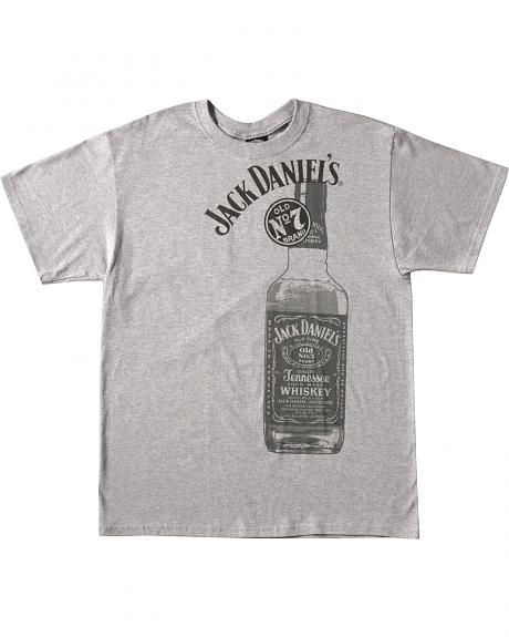 Jack Daniel's Tennessee Whiskey Bottle T-Shirt