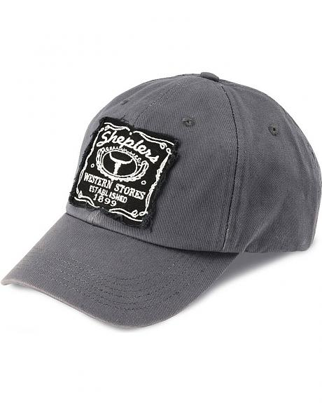 Sheplers Logo Patch Cap