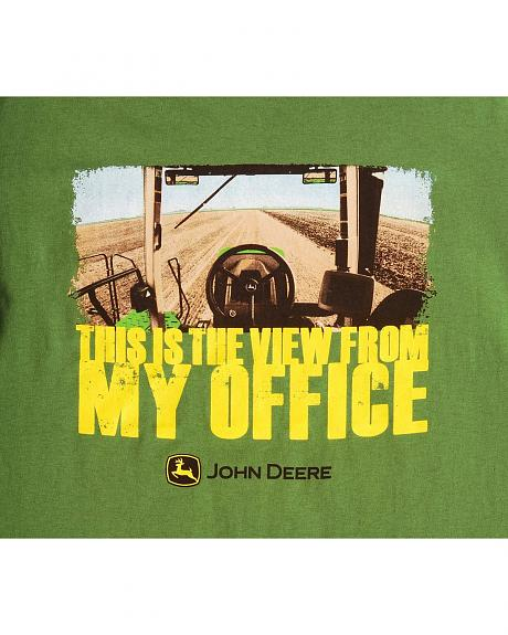 John Deere View From My Office T-Shirt