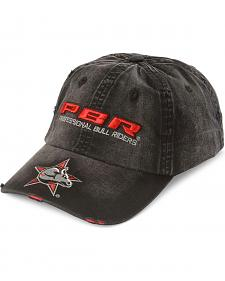 Distressed PBR Logo Cap