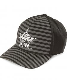 PBR Striped Flex Fit Cap