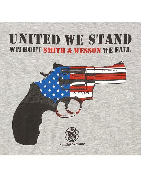 Smith & Wesson United We Stand T-Shirt