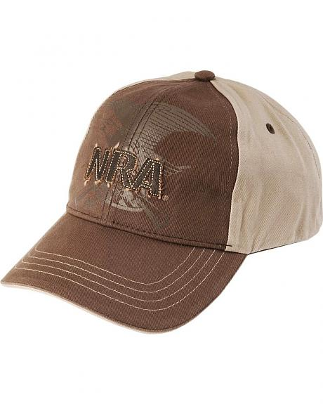 NRA Logo Patch Cap