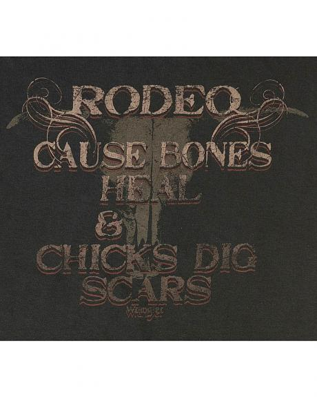 Wrangler Rodeo Bones & Chicks T-Shirt