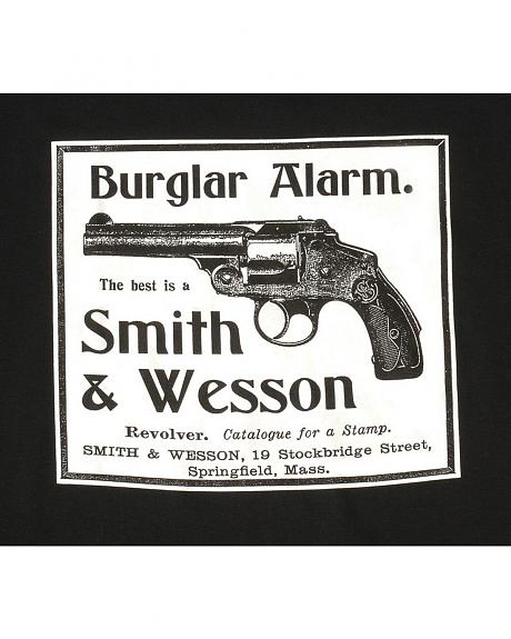 Smith & Wesson Burglar Alarm T-Shirt