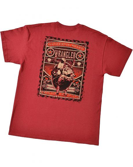 Wrangler Authentic Rodeo T-Shirt