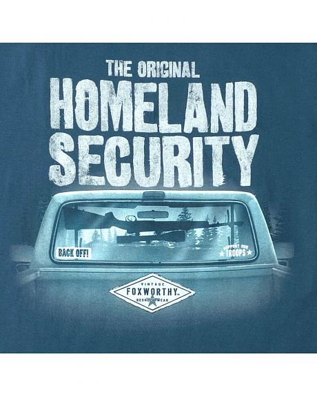 The Original Homeland Security T-Shirt
