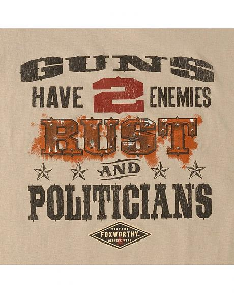 Guns Have 2 Enemies T-Shirt
