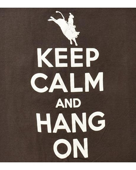 Duck Co. Keep Calm And Hang On T-Shirt