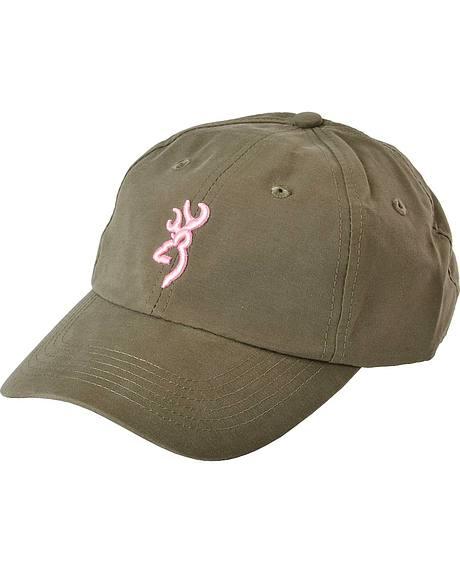 Browning Buckmark Logo Cap