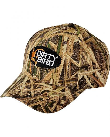 Browning Dirty Bird Camo Cap