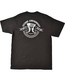 Cowboys & Angels Second Amendment T-Shirt