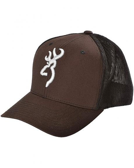 Browning Buckmark Logo Flex Fit Cap - L/XL
