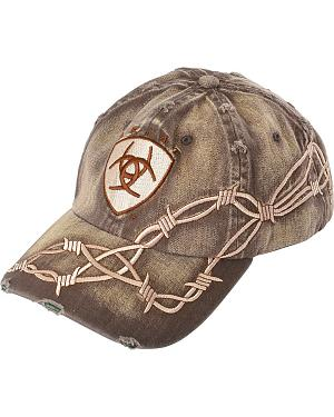 Ariat Barbed Wire Ballcap