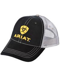 Ariat Logo Patch Casual Cap at Sheplers