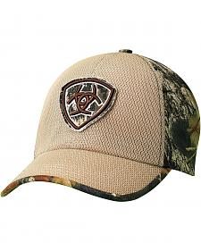 Ariat Camo Logo Patch Cap