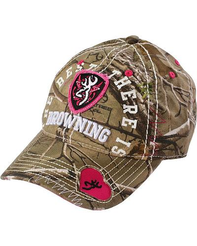 Browning Sweetheart Realtree Camo Cap Western & Country 308239242
