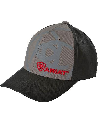 Ariat Shadow Logo Cap Western & Country 1502706