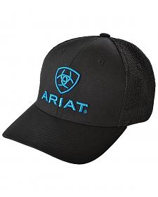 Ariat Blue Logo Embroidered Cap
