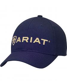 Ariat Navy Logo Cap