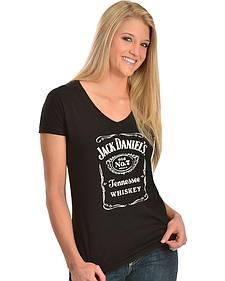 Jack Daniel's Logo Tee