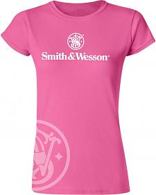 Smith & Wesson Logo Screen Print Tee