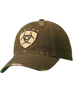 Ariat Embroidered Logo Patch Cap