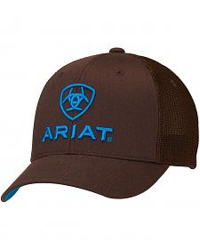 Ariat Flex Fit Mesh Back Logo Cap