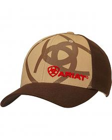 Ariat Flex Fit Shadow Logo Cap