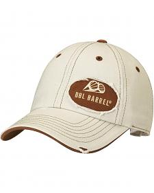 Double Barrel Logo Patch Cap